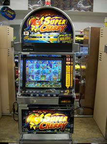 Super Cherry Slot Machine