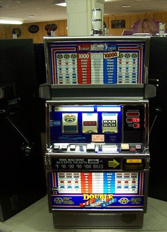 Slot Machines Wholesale