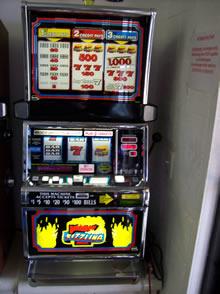 Sizzling Sevens Slot Machine For Sale